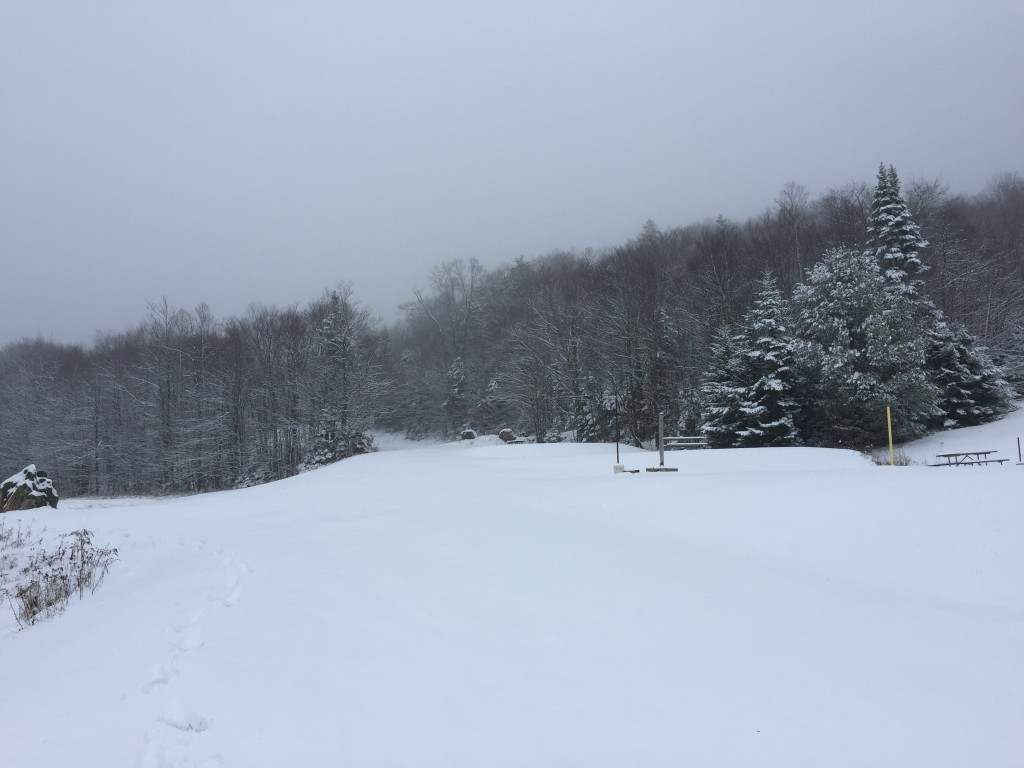 Snow Conditions on Saturday 1/16/16