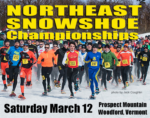 Northeast Snowshoe Championships 10k Event Page Image
