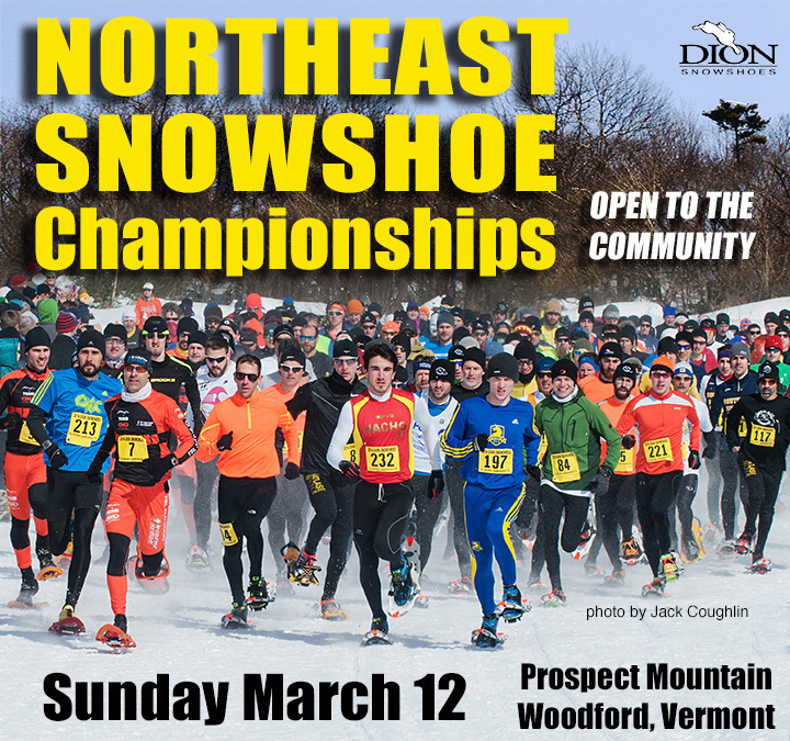 Northeast Snowshoe Federation Championships